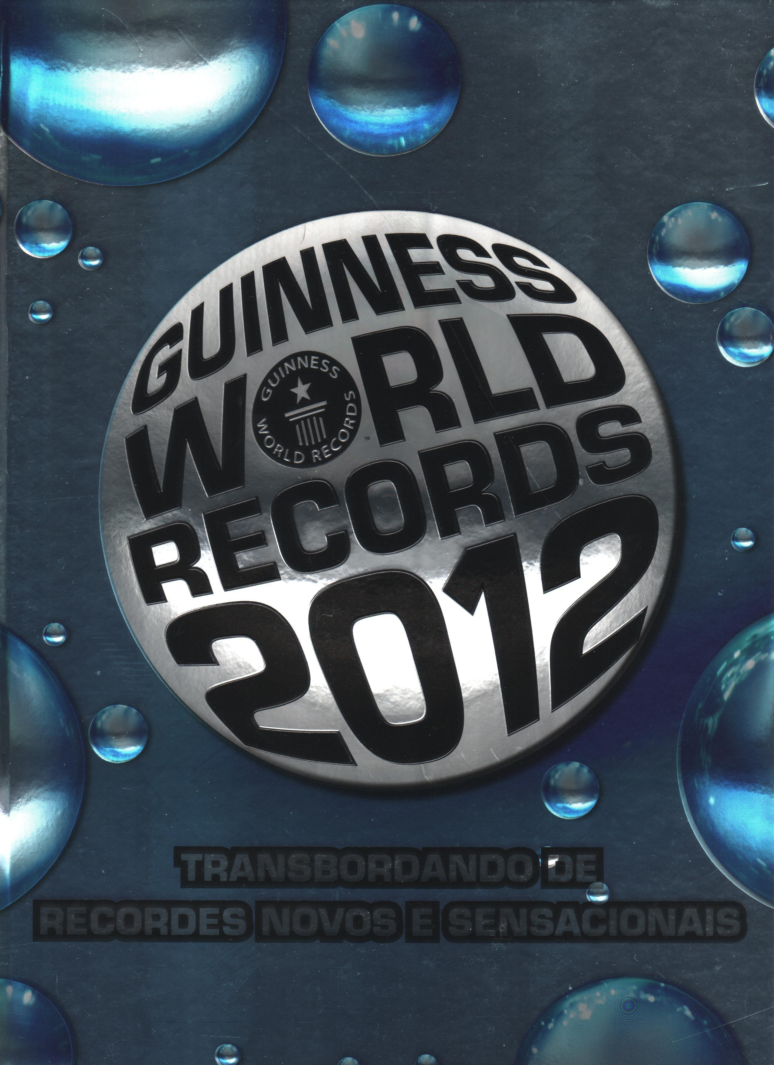 Biblioteca de Campos do Jordão recebe Guinness Book 2012